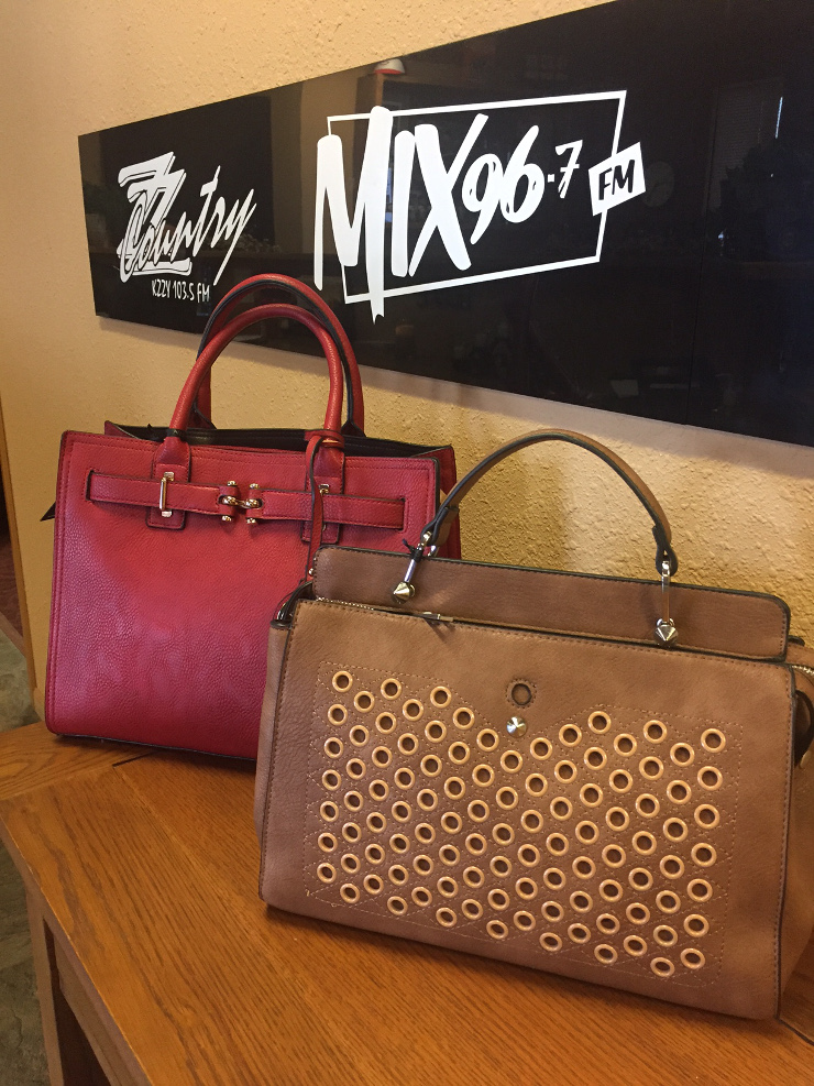 Win bags of swag from KZZY and Mix 96.7