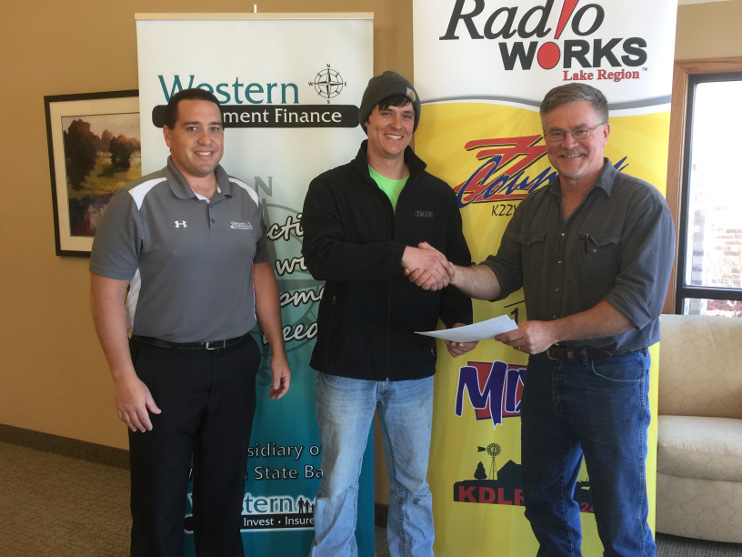 Meet Jordan Braathen - Winner of the 160 Free Acres Contest