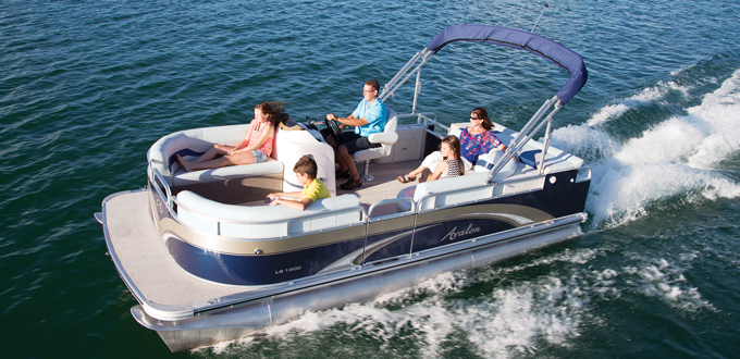 Win a Day on the Lake from your RadioWorks Stations!